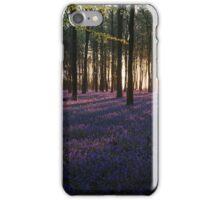 Kingswood Bluebells Sunrise iPhone Case/Skin