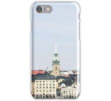 Stockholm #1 iPhone Case/Skin