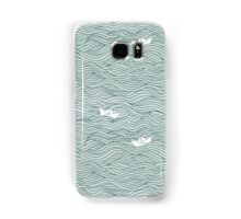 Little Paperboats Samsung Galaxy Case/Skin