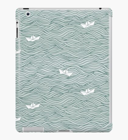 Little Paperboats iPad Case/Skin