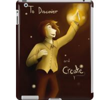 To Discover and Create iPad Case/Skin