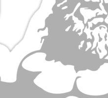 King Neptune Grey Sticker