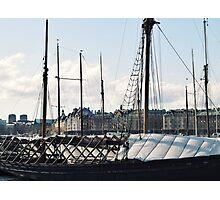 Stockholm #6 Photographic Print