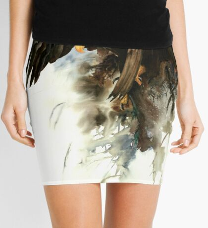 High And Mighty Mini Skirt