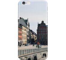 Stockholm #7 iPhone Case/Skin