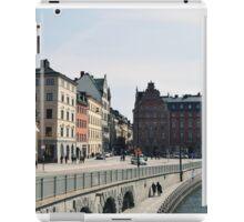 Stockholm #7 iPad Case/Skin