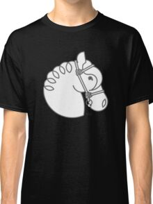 Friesian Horse Celtic art Classic T-Shirt