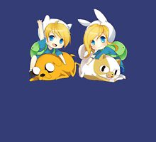 fin and fionna baby anime style Unisex T-Shirt