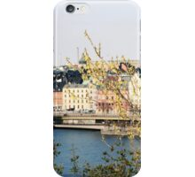 Stockholm #8 iPhone Case/Skin