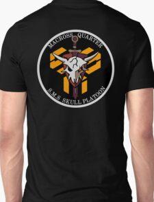 Macross Quarter S.M.S. Skull Platoon Unisex T-Shirt