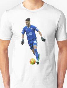 Riyad Mahrez Unisex T-Shirt