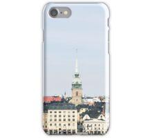 Stockholm #10 iPhone Case/Skin