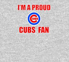 Chicago Cubs - I'am A Proud Cubs Fan T-Shirt