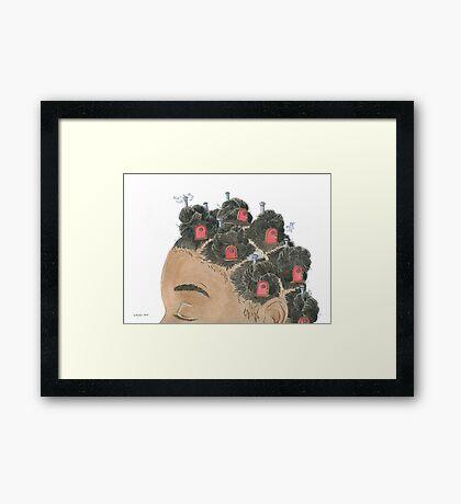 Planned Community Framed Print
