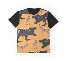 He's Gonna Eat the Goat? Graphic T-Shirt