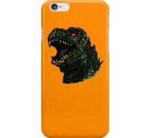 Green Beast iPhone Case/Skin