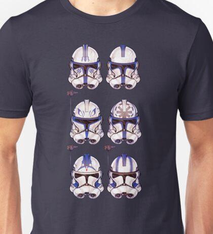 501st 6-pack Unisex T-Shirt