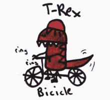 Bicicle T-Rex Baby Tee