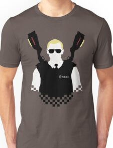 Here Come The Fuzz Unisex T-Shirt
