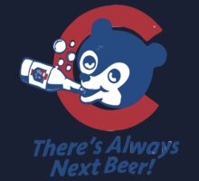Chicago Cubs - There's Always Next Beer! Kids Tee