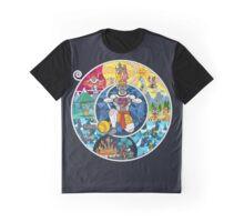 Life of Hanuman Graphic T-Shirt