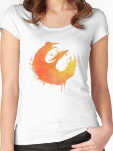 Sabine Wren's starbird Women's Fitted Scoop T-Shirt