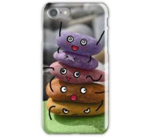 Stacks of Stone Faces iPhone Case/Skin