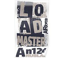 Loadmaster Ruslan Poster