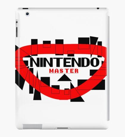 NINTENDO MASTER iPad Case/Skin