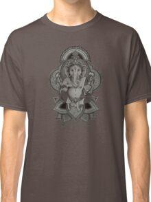 Ganesha - gray Classic T-Shirt