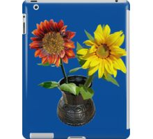 Sunshine in a jar iPad Case/Skin