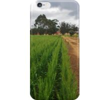 Cereal Crop at New Norcia iPhone Case/Skin