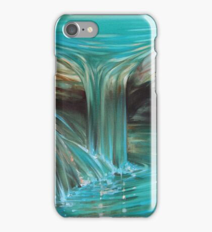 The Flow iPhone Case/Skin