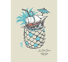 a Tropical Voyage Photographic Print