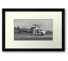 Time To Fly Framed Print