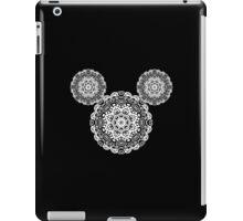 Mandala Mickey Head  iPad Case/Skin