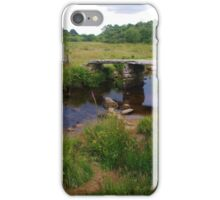 Postbridge, Dartmoor iPhone Case/Skin