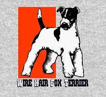 Wire Hair Fox Terrier Unisex T-Shirt