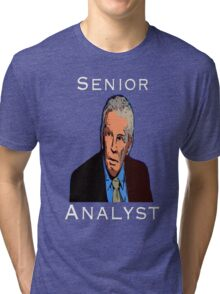 John Giles: Senior Analyst Tri-blend T-Shirt