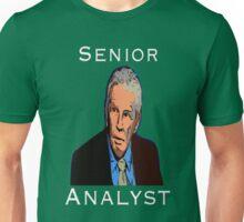 John Giles: Senior Analyst Unisex T-Shirt
