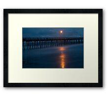 Light on the Water Framed Print