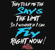 The Sky's The Limit - Machine Gun Kelly MGK Unisex T-Shirt