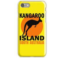 KANGAROO ISLAND iPhone Case/Skin
