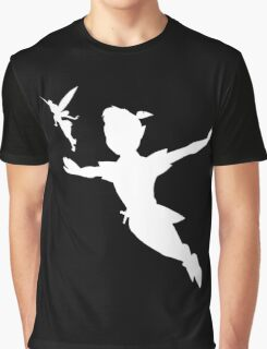 Flight Risk - White Graphic T-Shirt