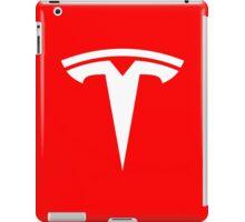 Tesla Logo iPad Case/Skin