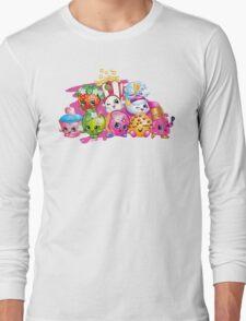 Shopkins Long Sleeve T-Shirt