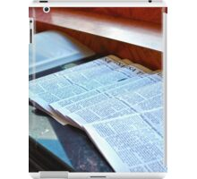 The Daily News iPad Case/Skin