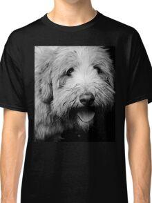 Portrait in Black & White Classic T-Shirt