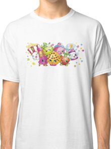 Shopkins lineup Classic T-Shirt