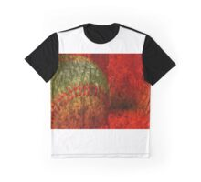Baseball Abstract Graphic T-Shirt